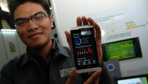 Kompetisi Technopreneurship Aplikasi Blackberry di ITB