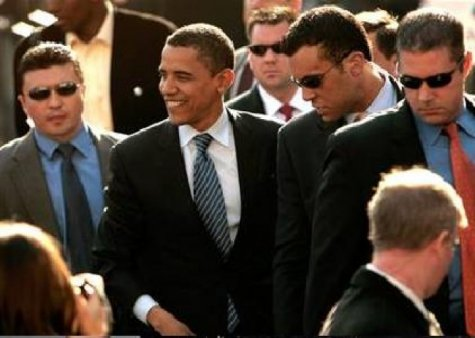 Tiga Anggota Secret Service Obama Mundur