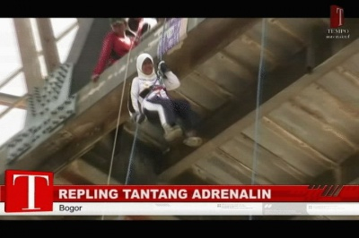 Repling Tantang Adrenalin