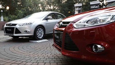 Tampilan Anyar All New Ford Focus