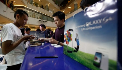 Samsung Galaxy S4 Active, Ponsel Anti-Debu dan Air