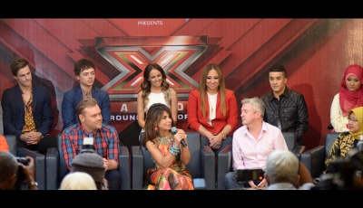 Inilah Peserta X Factor Around The World