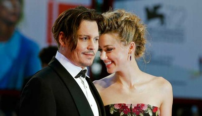 Amber Heard Gugat Cerai Johnny Depp