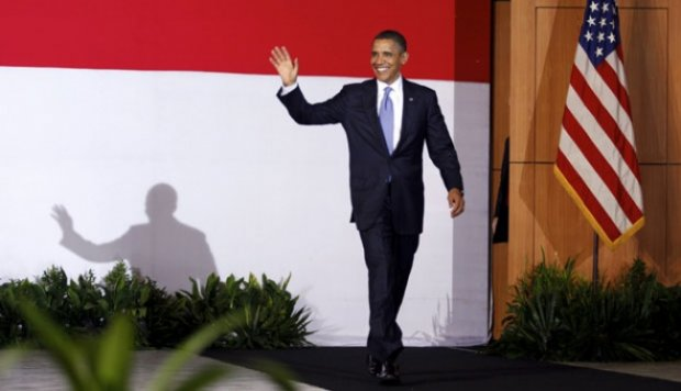 Pidato Lengkap Obama di Balairung Universitas Indonesia