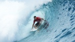 Aksi Atlet-atlet Surfing Dunia di World Surf League