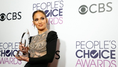 Deretan Artis Cantik dalam Acara People Choice Awards