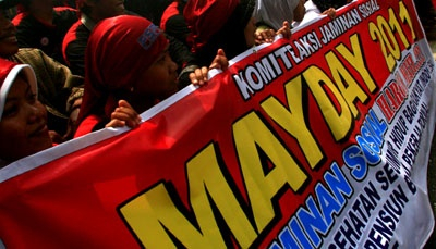 Buruh Akan All Out, saat Rayakan May Day
