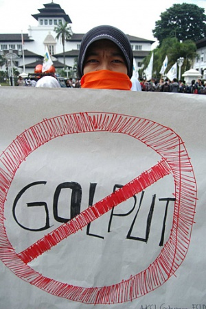 Civil Society Coalition: Being 'Golput' is Not Against Law