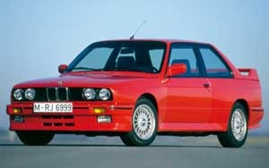 Video Dokumenter Kelahiran BMW Seri 3 E30