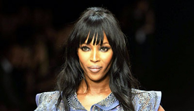 Naomi Campbell. AP/Alastair Grant