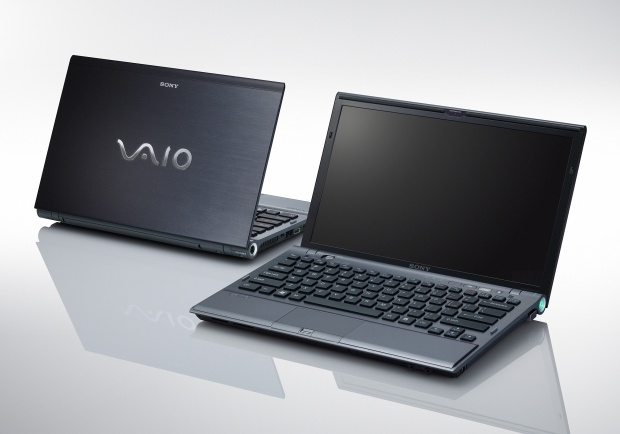 Laptop Sony Vaio seri Z