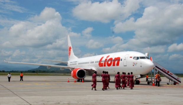 Lion Air. TEMPO/Hariandi Hafid