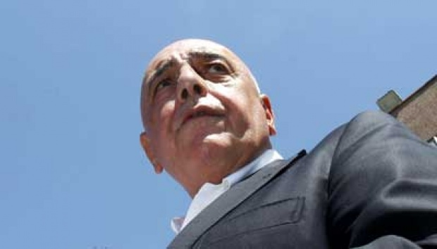 Adriano Galliani. REUTERS/Albert Gea