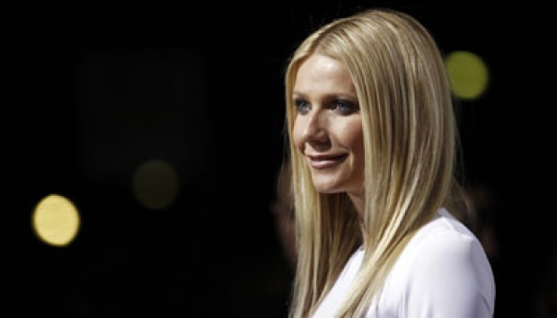 Gwyneth Paltrow. AP/Matt Sayles