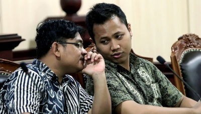 ICW: Edhy Prabowo's Being Declared Suspect Slap in Face for Jokowi