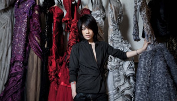 Tex Saverio's Elegant Touch in Hunger Games