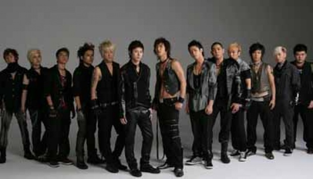 Super Junior.