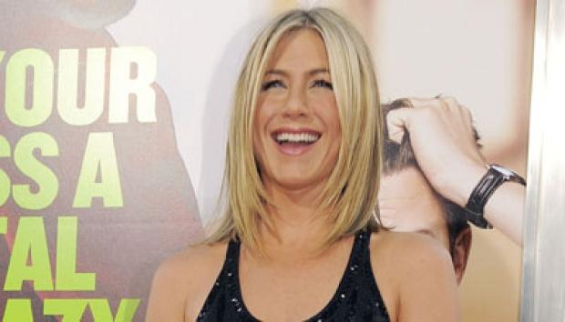 Jennifer Aniston. AP/Chris Pizzello