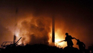 China Chemical Plant Blast Kills 62