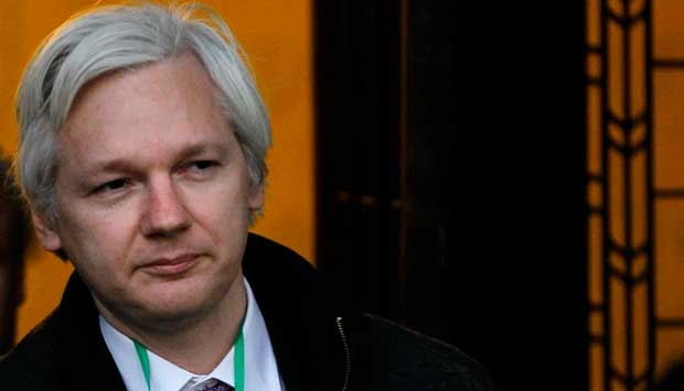 Julian Assange. AP/Kirsty Wigglesworth