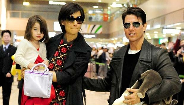 Tom Cruise Jenguk Suri di New York