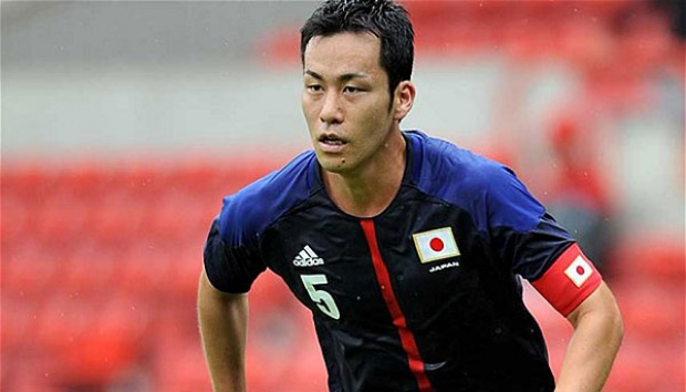 Maya Yoshida. telegraph.co.uk