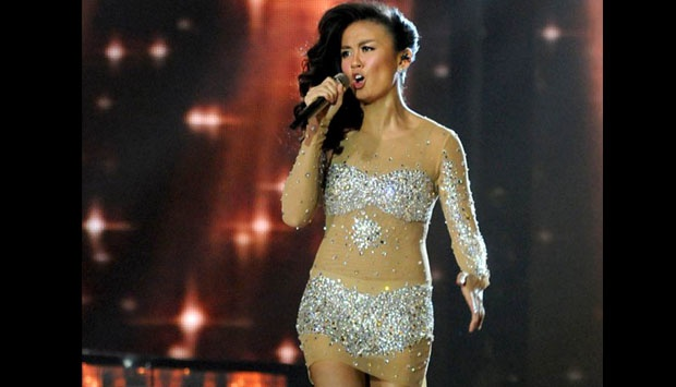 Video Agnes Monica Nyanyi Dangdut Ada di Youtube