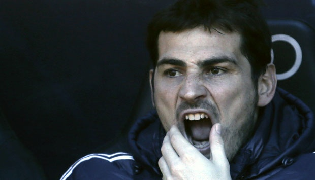 Casillas ke Arsenal Jika Mourinho Masih di Madrid