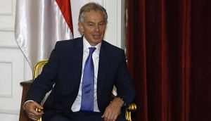 Masayoshi, Tony Blair to Meet Jokowi Next Week