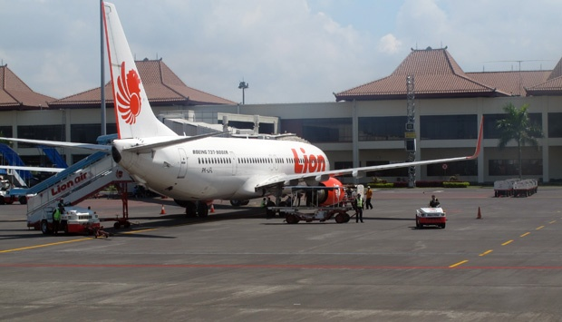 Lion Air. TEMPO/Ifa Nahdi