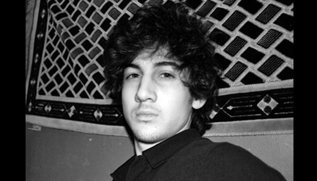Pelaku bom Boston, Dzhokhar Tsarnaev. (AP Photo/vk.com)