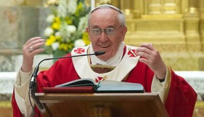 Money Should Serve People, Not the Other Way Around, Pope Said
