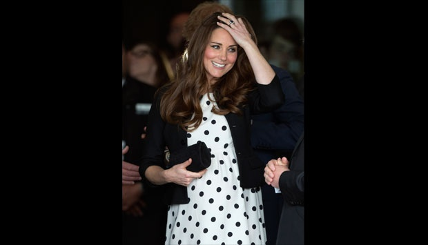 Kate Middleton Ingin Melahirkan Normal