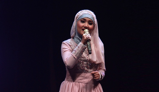 Fatin Juara X Factor Indonesia