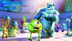 Monster University, a Beginning of Friendship