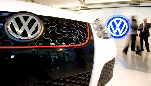 Volkswagen / VW. REUTERS/Larry Downing