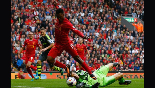 Data dan Fakta Menarik Liverpool Vs MU
