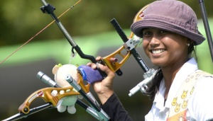 Indonesian Archer Wins Gold Medal in Asia Cup Stage 2