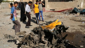 Iraq Attacks Kill at Least 17 People