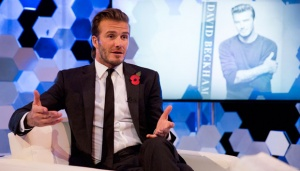David Beckham Named Most Stylish Man