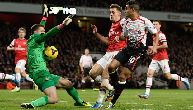Data dan Fakta Liverpool Vs Arsenal