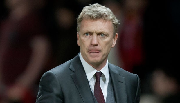 David Moyes. (AP Photo/Jon Super)