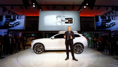 Volvo to Go All Electric by 2030