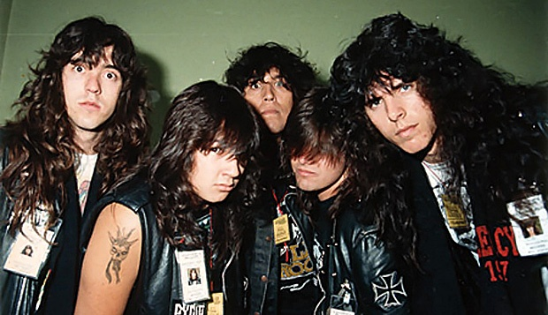 Grup band Testament. metalenciklopedia.hu