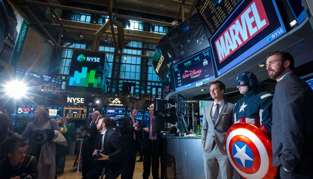 Captain America 2 Pecahkan Rekor Box Office