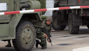 Thailand's Soldier Kills at Least 10 in Shooting Rampage
