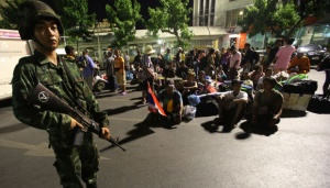 Rival Groups Demonstrate in Thailand as Election Tensions Grow