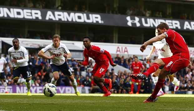 Liverpool Tekuk Spurs 3-0