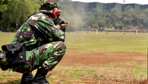 Indonesian Army Beats US, Australia in Shooting Contest