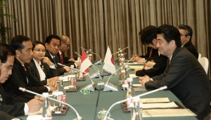 Japan, Iran Congratulate Jokowi for Election Victory